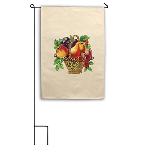 Canvas Yard Garden Flag 18