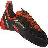 La Sportiva TESTAROSSA Climbing Shoe, Red/Black, 41