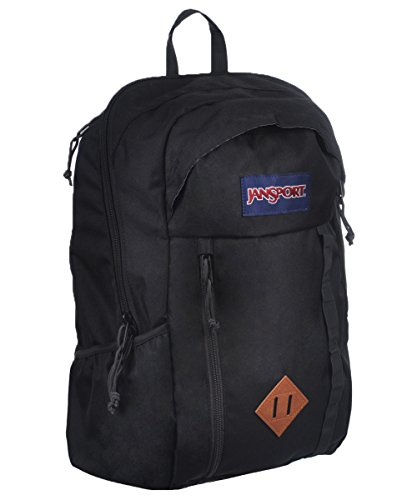 Jansport Hydration Pack - JanSport Foxhole Laptop Backpack (Black)