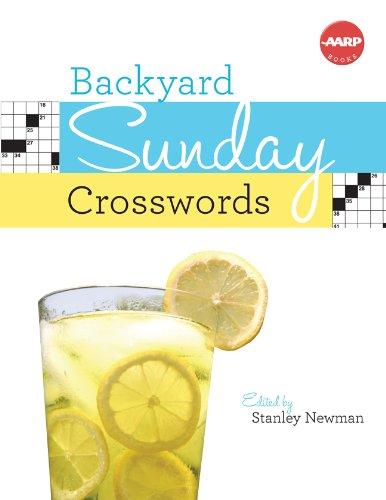 Backyard Sunday Crosswords (AARP)