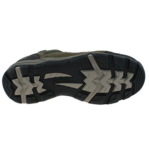 Marron Bandera Marche Wp De Chaussures Hi Low tec Ii q8cZH