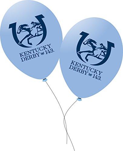 Kentucky Derby Balloons