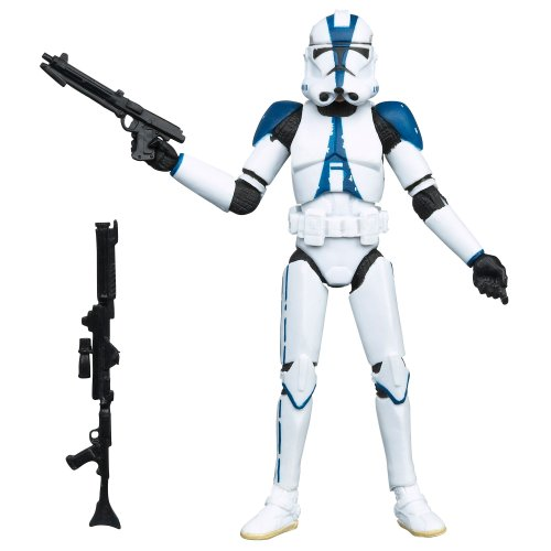 Star Wars Revenge of the Sith The Vintage Collection - Clone Trooper - 501st Legion (501st Legion Trooper)