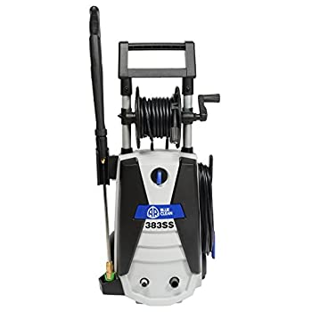 Image of AR Annovi Reverberi AR383SS Pressure Washer, Blue Home Improvements