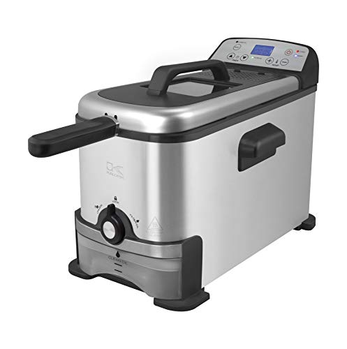 self cleaning fryer - 8