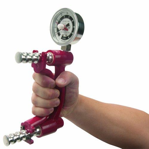 Baseline 12-0241 Lite Hydraulic Hand Dynamometer, 200 lbs Capacity by Baseline