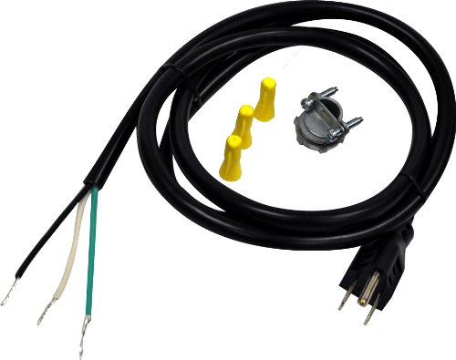 Whirlpool 3370315RP Dishwasher Power Cord