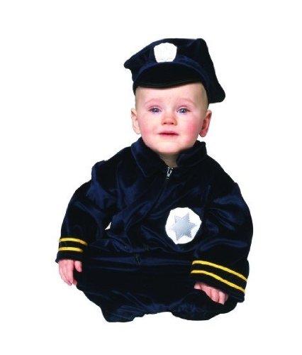 Bunting - Little Police Infant/Toddler Costume Size Standard