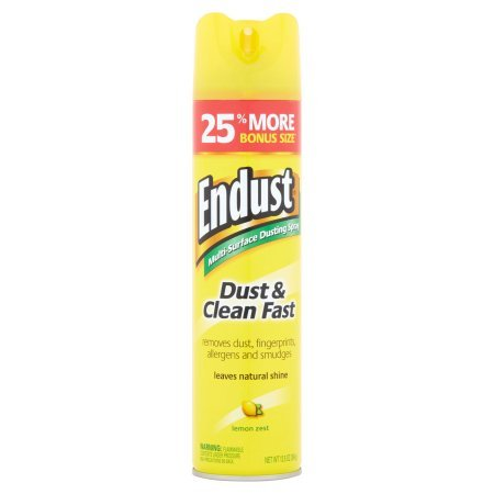 Endust Dust Cleaner - Endust Multi-Surface Dusting and Cleaning Spray, 3 Count