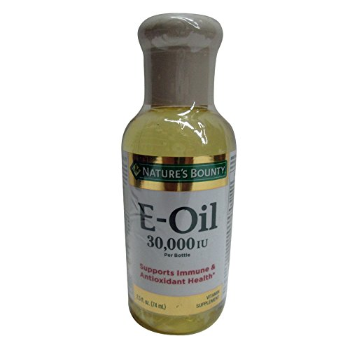 Nature's Bounty E Oil 30,000IU, 2.5 Ounce (Pack of 2)