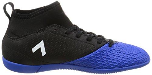 Adidas Ace 17.3 in J, Scarpe per Allenamento Calcio Unisex – Bambini, Nero (Negbas/Ftwbla/Azul), 36 EU
