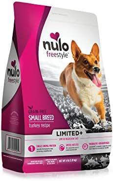 Dog Food: Nulo FreeStyle Limited