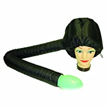 Hairart Soft Dryer Bonnet - 1999 (Black)