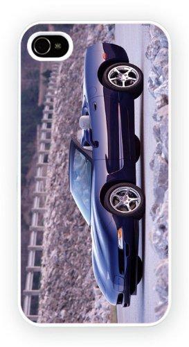 Chevrolet Corvette C5 Blue, iPhone 6, Etui de téléphone mobile - encre brillant impression