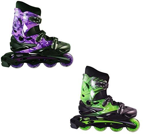 Linear Inline Roller Blade Skates (Lazer, Mens 13)