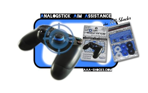 AAA-Shocks (Analogstick Aim Assistance Shock Absorbers): Famous Swiss F.P.S. Controller Add-On