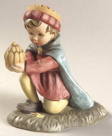 Berta Hummel Goebel Nativity - 4 1/2 inch Gaspar King