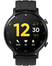 Realme RMA207 Watch S Smart watch with Blood Oxygen Level Sensor - Black