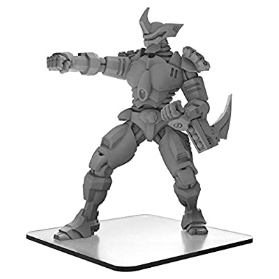 Privateer Press Monsterpocalypse: Uber Corp International Monster: Mecha-Maxim (Metal): Toys & Games