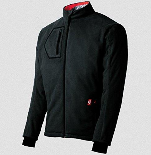 - Gerbing Heated Fleece Jacket, Black - 7V Battery