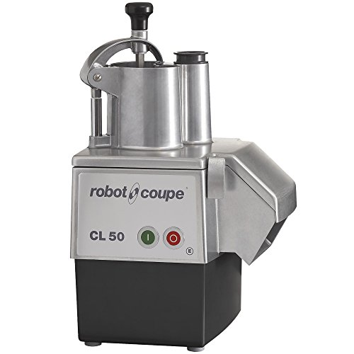 Robot Coupe (CL50) Continuous Feed Food Processor (1 1/2-HP, 120v/60/1-ph)