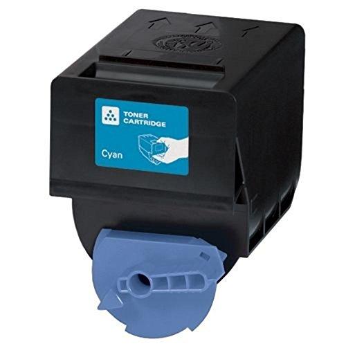 Insten Premium Copier Cyan Toner Cartridge Compatible with GPR23C ()