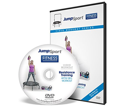 JumpSport Resistance Training - Kettle Bell - Workout DVD