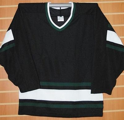 Dallas Stars NHL CCM Throwback Authentic Alternate Blank Hockey Jersey - S