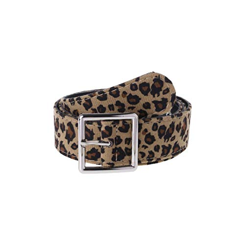 Belt Woman Leopard Print Dress Strap Waist Belts Clothing Accessories Adjustable Decoration Waistband,2 from AYO-LE belt