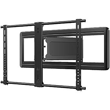 Amazon Com Sanus Premium Full Motion Tv Wall Mount
