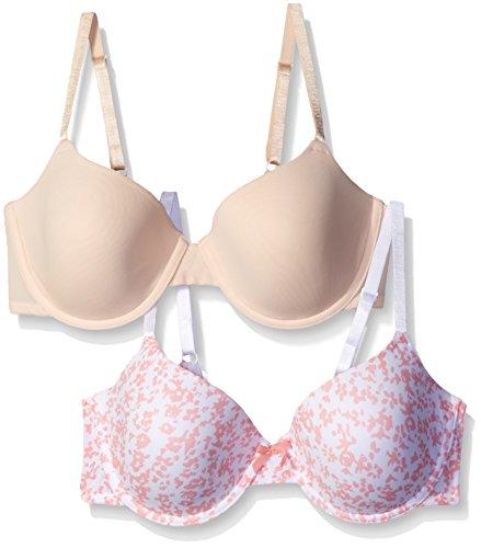 5157e2037c3d2 Ellen Tracy Women s 2 Pack T-Shirt Bra - Buy Online in Oman ...