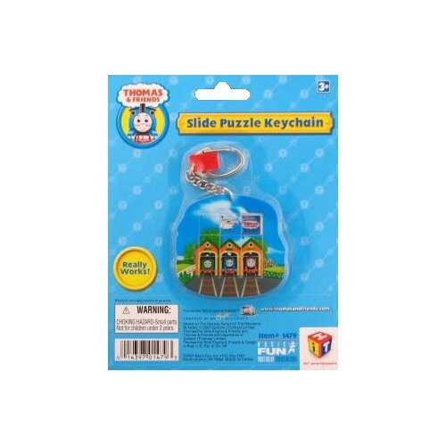 Thomas the Train Slide Puzzle Keychain ()