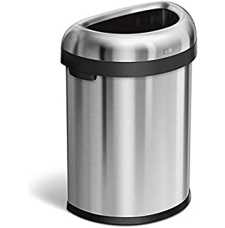 Large Kitchen Trash Cans Extra Can With Lid