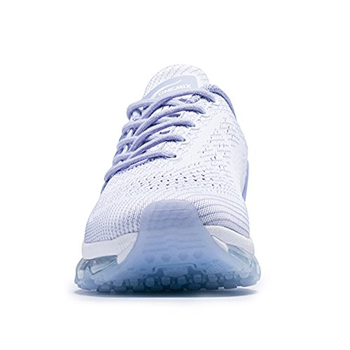 Damping Air Fitness corsa Onemix traspirante Grigio Scarpe Bianco adulto Uomo Gym Donna Sneakers Misto da tqnt04fEw