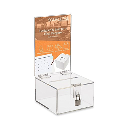 ticket display box - 2