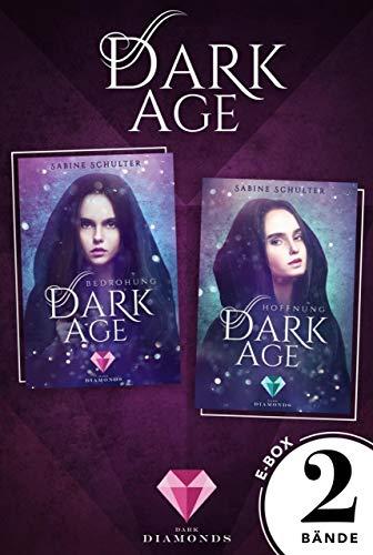 Dark Age: Alle Bände der düster-romantischen Dilogie in einer E-Box! (German Edition)