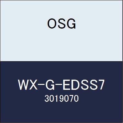 OSG エンドミル WX-G-EDSS7 商品番号 3019070