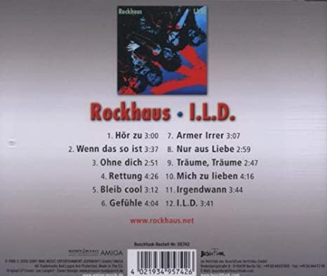 Ild Rockhaus Amazonde Musik