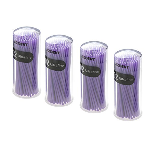 AZDENT Disposable Applicators materials Bottles product image