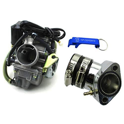 yerf dog go kart parts exhaust - 1