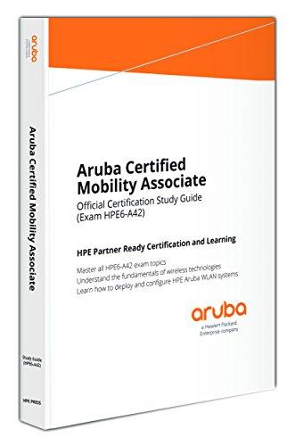 Aruba Certified Mobility Associate (HPE6-A42)