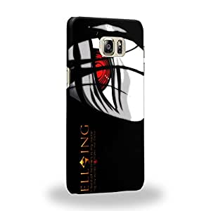 Case88 Premium Designs Hellsing Alucard Count Dracula 1914 Protective Snap-on Hard Back Case Cover for Samsung Galaxy S6 Edge Plus (Not Normal S6 Edge !)