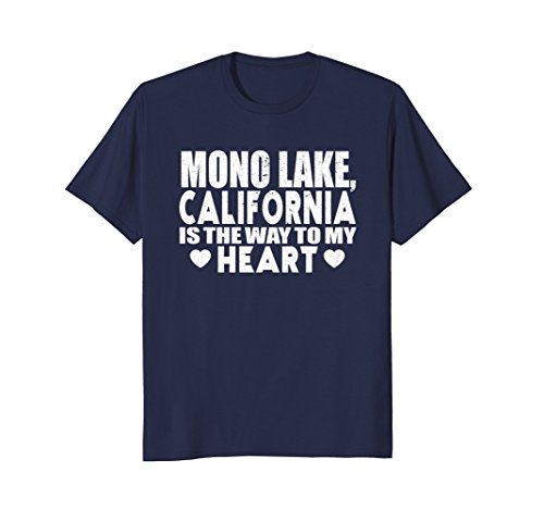 Mono Lake California is the way to My Heart States - Salt City Creek Lake