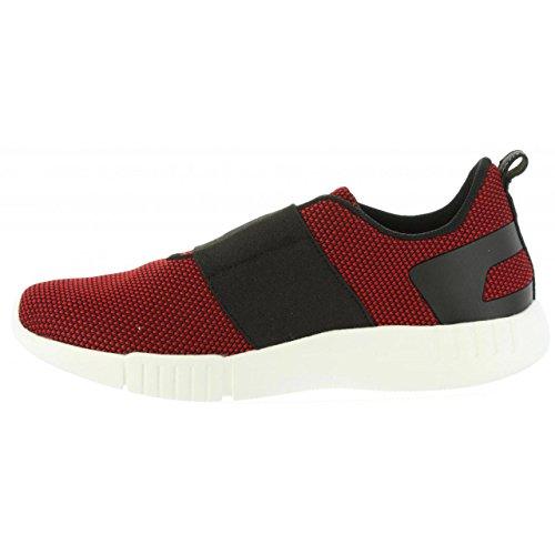 Chaussures ASPAS Rojo Sport de John Homme pour 17I Smith 5qYfWUxwS