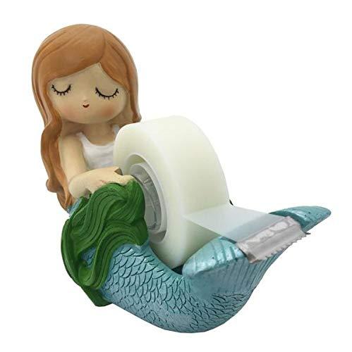 Streamline Cute Mermaid Tape Dispenser by Streamline