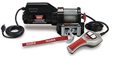 Warn 85330 1500AC Utility Winch