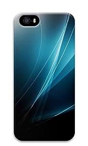 Band Light Black Custom iPhone 5s/5 Case Cover ¨C Polycarbonate