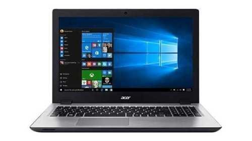 Acer V15 Laptop Intel SuperMulti Double Layer