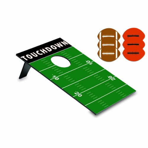 - ONIVA - a Picnic Time Brand Football Design Bean Bag Toss Game