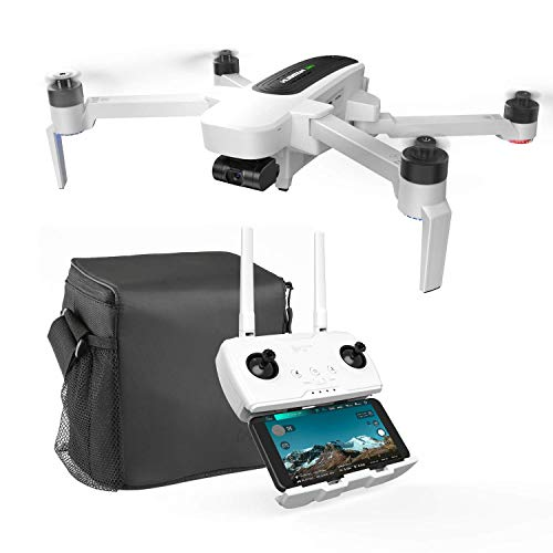 HUBSAN Zino GPS 5.8G 1KM Foldable Arm FPV with 4K UHD Camera 3-Axis Gimbal RC Drone Quadcopter with Carrying case.